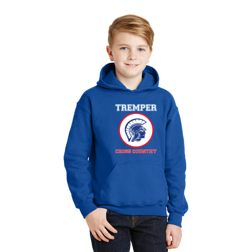 TCC On Demand Youth Royal Hoodie