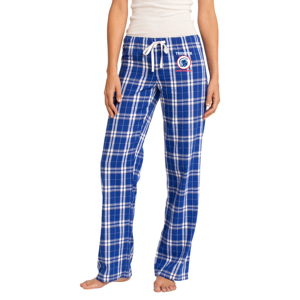 TCC On Demand Juniors' Flannel Plaid Pant