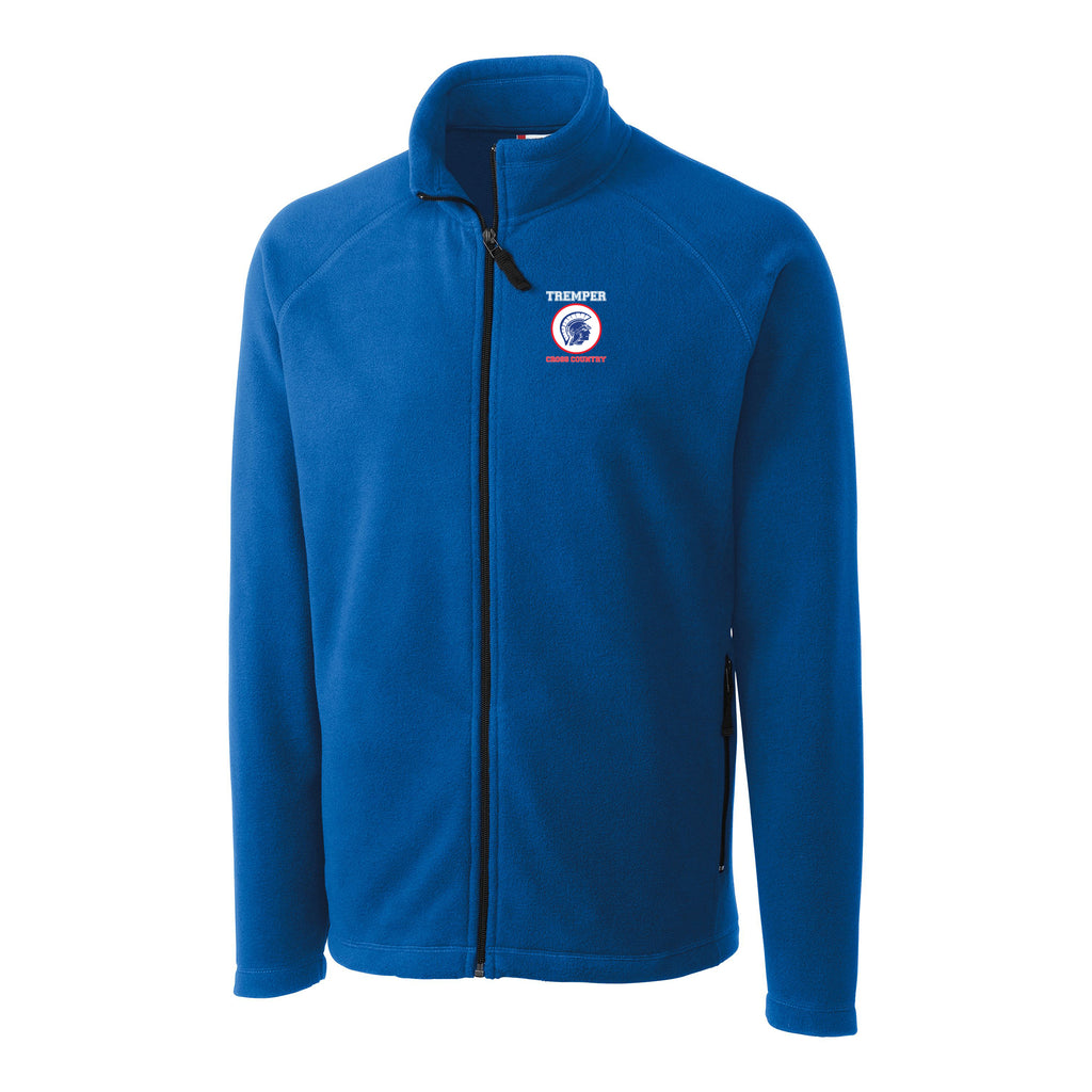 TCC Adult Royal Full Zip Microfleece Jacket