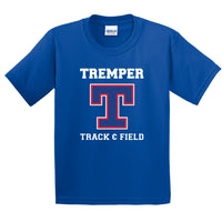 Tremper Track Youth Essential Big T T-Shirt (2 colors)