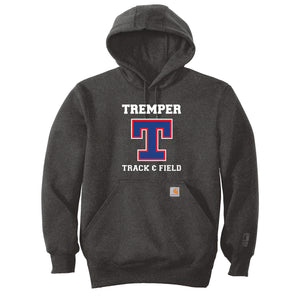 Tremper Track Adult Coach Krey's Rain Defender Heavy Hoodie (2 colors)