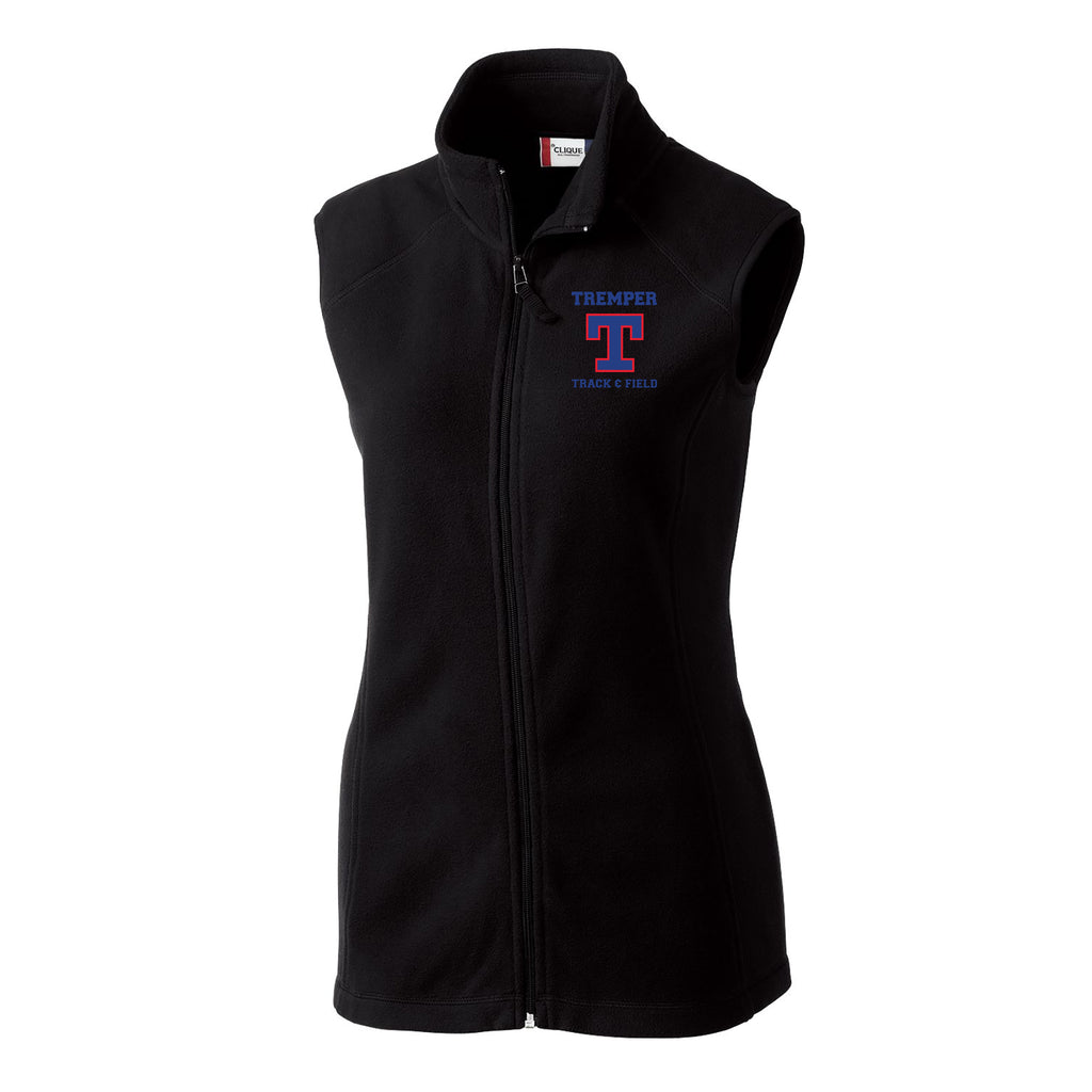 Tremper Track Ladies Microfleece Vest