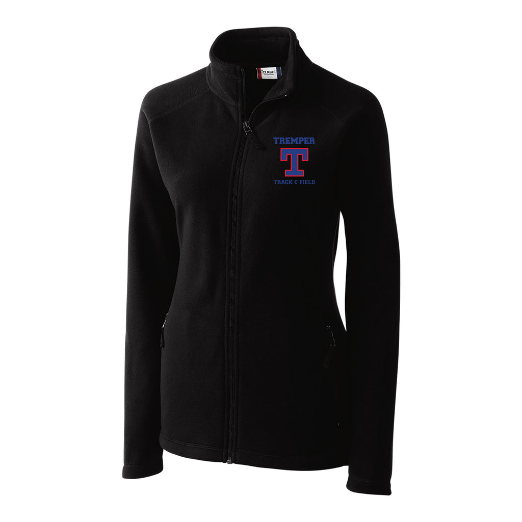 Tremper Track Ladies Microfleece Jacket