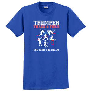 Tremper Track Adult Essential Meet Day T-Shirt (2 colors)
