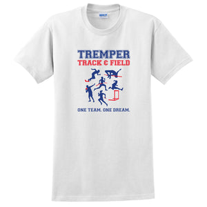 Tremper Track Youth Essential Meet Day T-Shirt (2 colors)