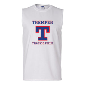 Tremper Track Adult Essential Big T Sleeveless Shirt (2 colors)