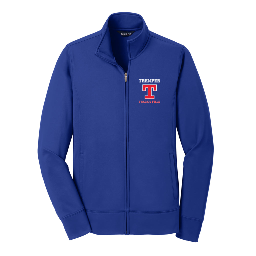 Tremper Track Ladies Sportwick Fleece Full-Zip Jacket