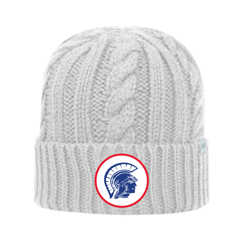 Tremper Cable Knit Cap (2 colors)