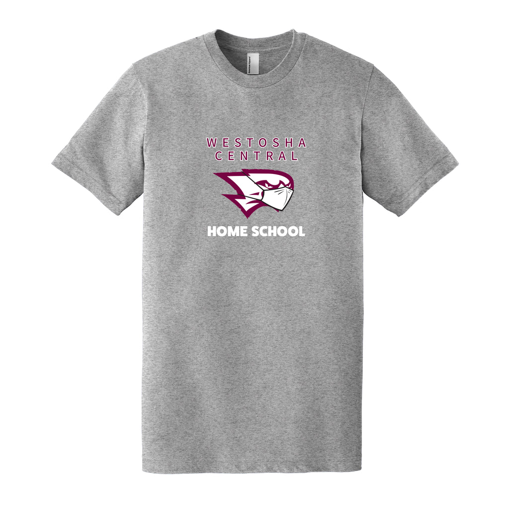 Westosha Central Home School Premium Adult T-Shirt
