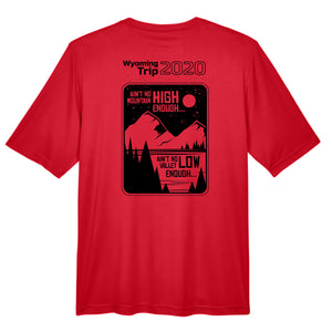 Troop 570 Group Order Wyoming Adventure Adult T-shirt