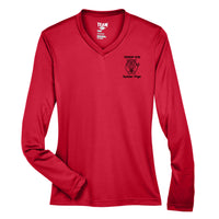 Troop 570 Group Order Wyoming Adventure Ladies Long Sleeve Shirt