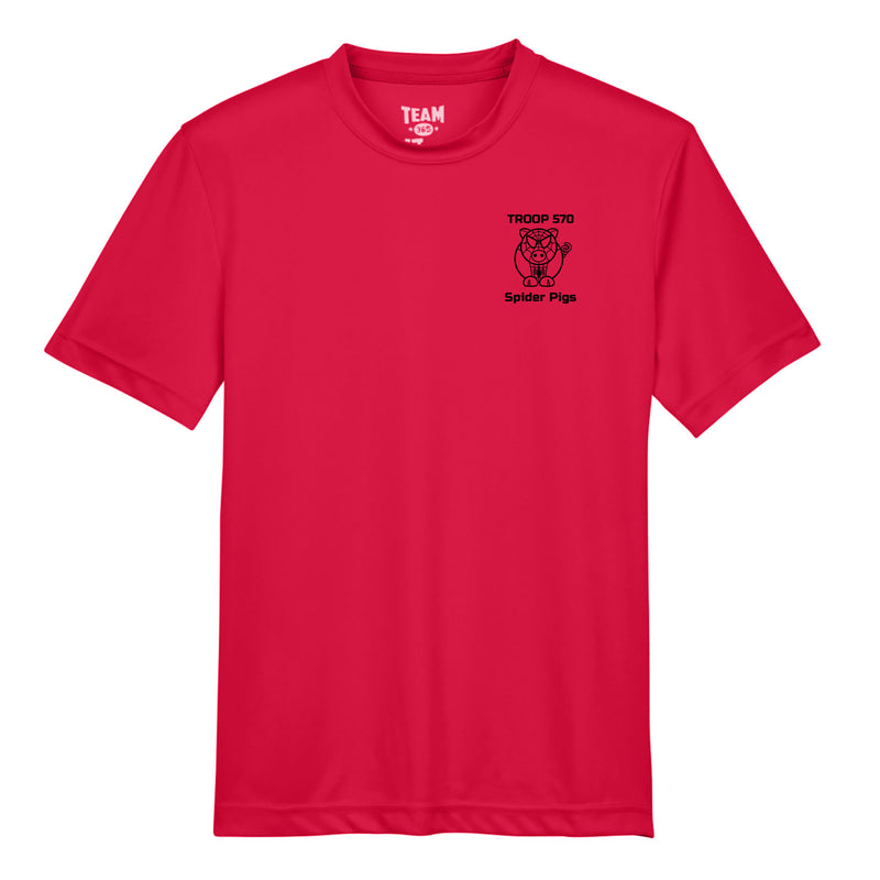 Troop 570 Group Order Wyoming Adventure Youth T-shirt