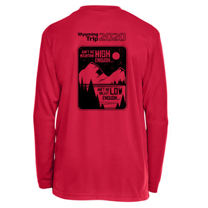 Troop 570 Group Order Wyoming Adventure Youth Long Sleeve Shirt