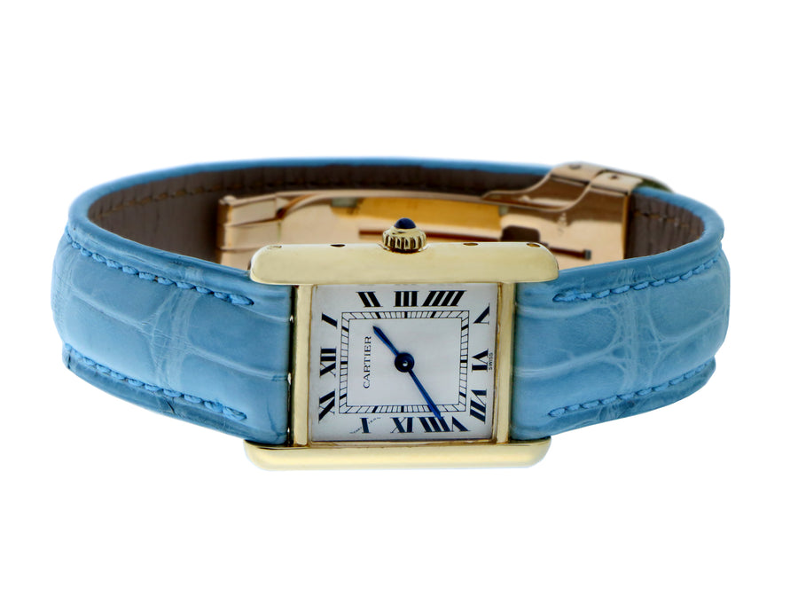 Vintage Cartier tank watch