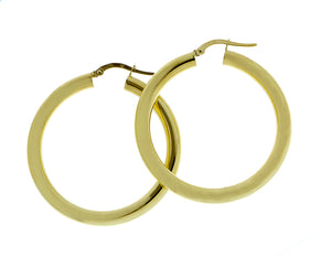 Hoop earrings Medium