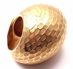 Rose gold ring Pomellato