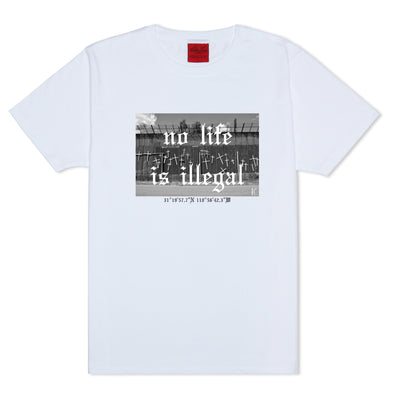 Life At The Border SS Tee