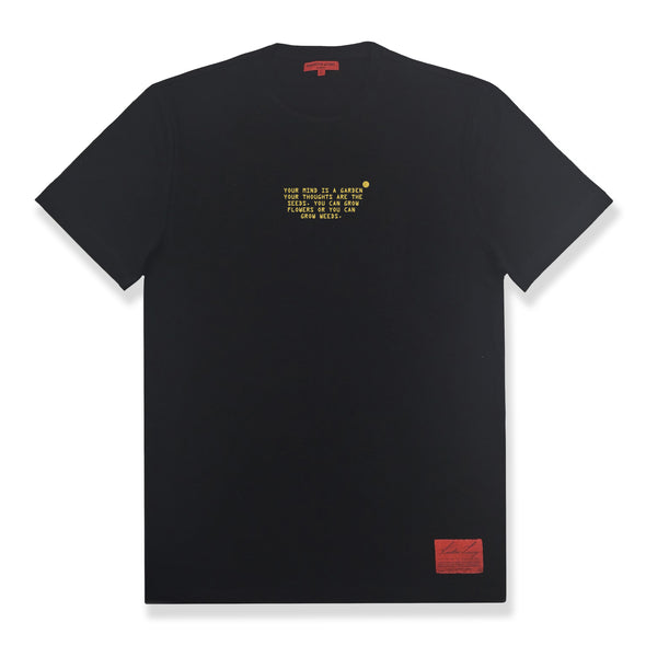The Garden SS Gold HMP Tee