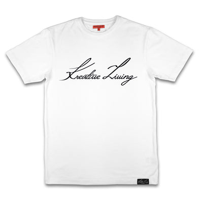 KL Black Signature SS Hemp Tee T-Shirts kreative living SM