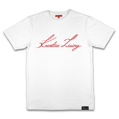 KL Red Signature SS Hemp Tee T-Shirts kreative living SM