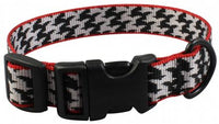 Bison Adjustable Dog Collar