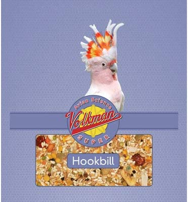 Volkman Avian Sciences Super Hookbill Bird Food