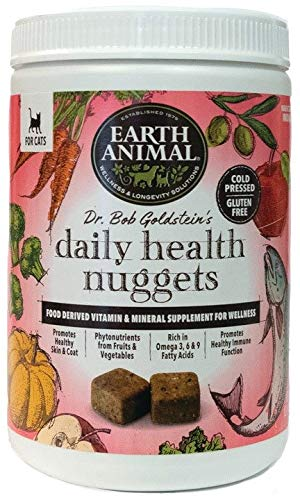 Earth Animal Daily Health Nuggets for Cats