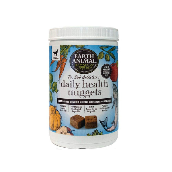 Earth Animal Daily Health Nuggets for Dogs