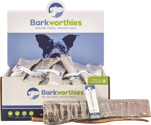 Barkworthies All Natural Beef Esophagus Dog Chews