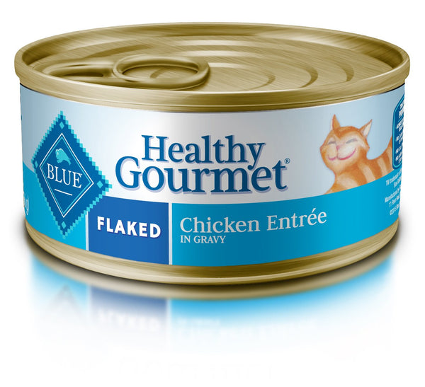 Blue Buffalo Healthy Gourmet Chicken Entree in Gravy