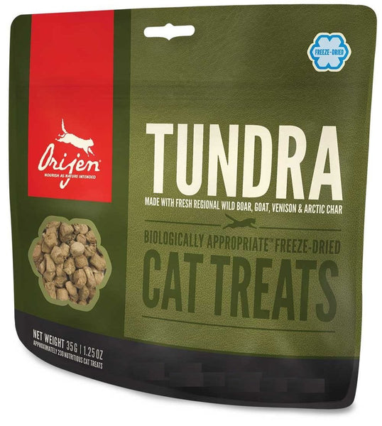 Orijen Tundra Freeze-Dried Cat Treats
