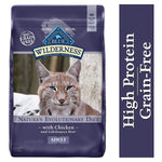 Blue Wilderness High Protein Grain Free Adult Cat Formal with Chicken