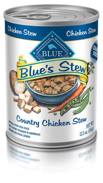 Blue Buffalo Blue's Stew Country Chicken Stew