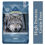 Blue Wilderness High Protein Grain Free Adult Food with Chicken