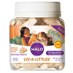 Halo Liv-A- Littles Freeze-Dried Chicken Breast Protein Treats