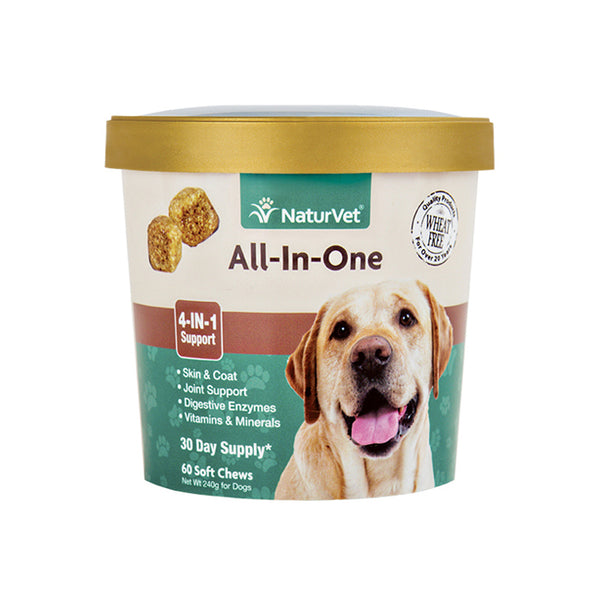 NaturVet All-in-One Soft Chews