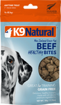 K9Natural New Zealand Grass-Fed Beef Healthy Bites