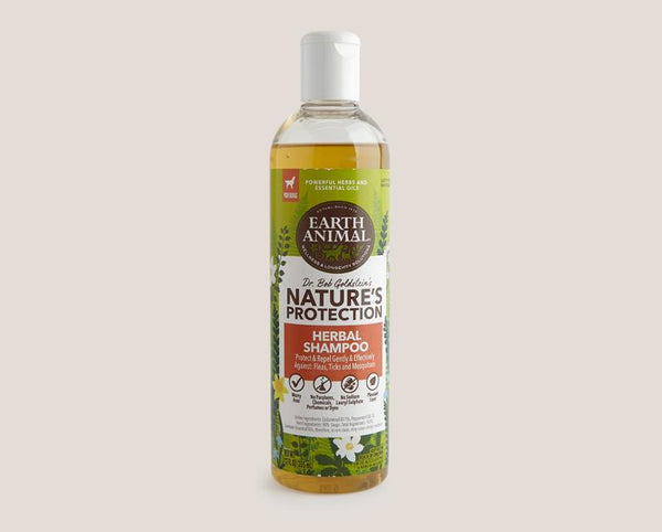 Earth Animal Nature's Protection Herbal Shampoo