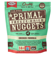 Primal Freeze-Dried Chicken Nuggets