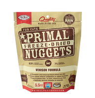 Primal Freeze-Dried Venison Nuggets