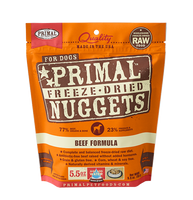 Primal Freeze-Dried Beef Nuggets