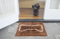Soggy Doggy Small Absorbent Doormats