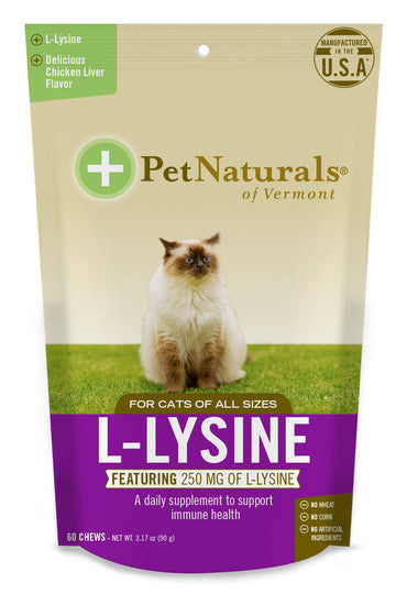 PetNaturals of Vermont L-Lysine for Cats