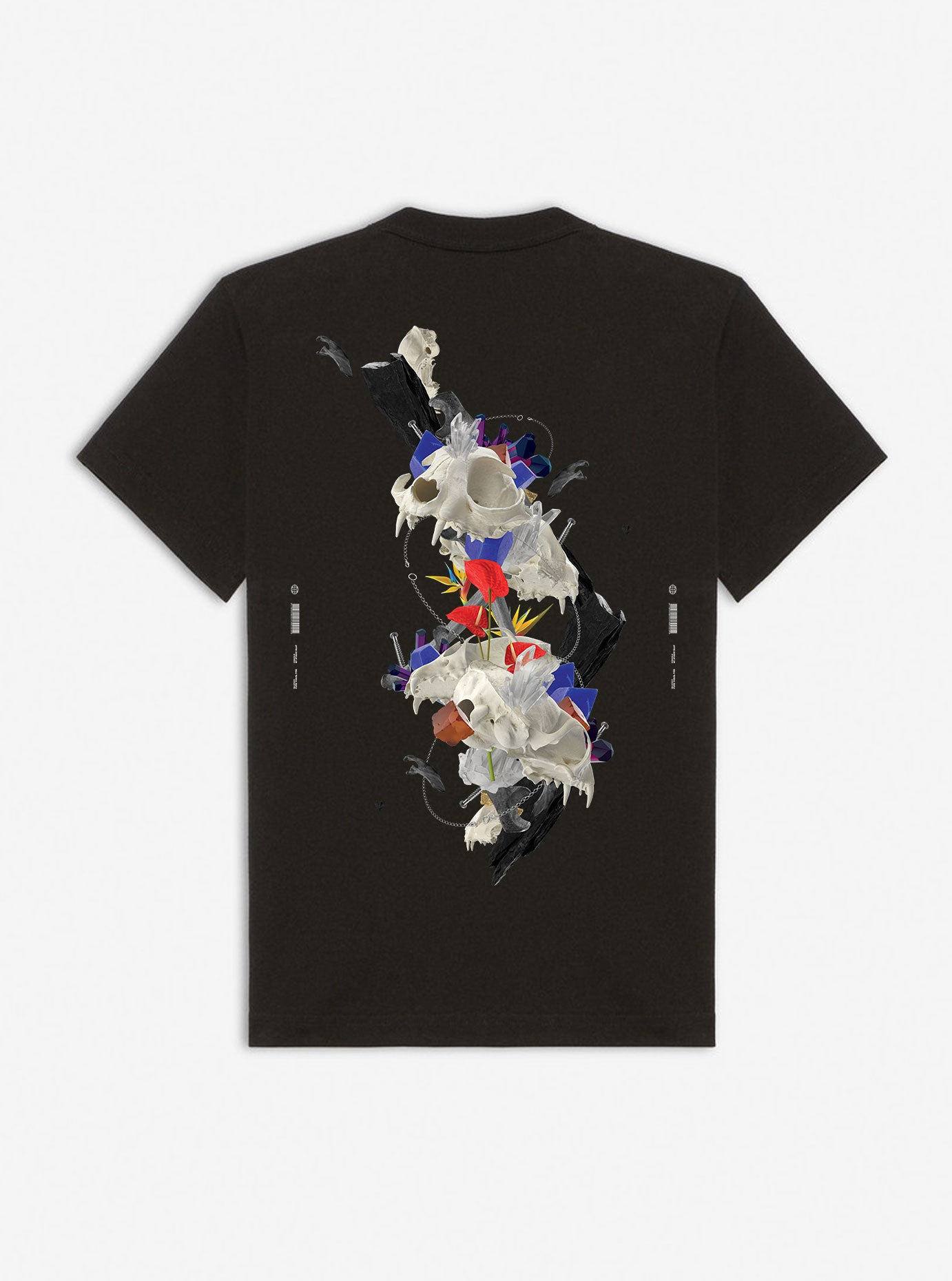 BLUP SKULL- TSHIRT - SOLD OUT - blupstore