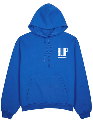BLUP® HOODIE - BLUE - SOLD OUT - blupstore