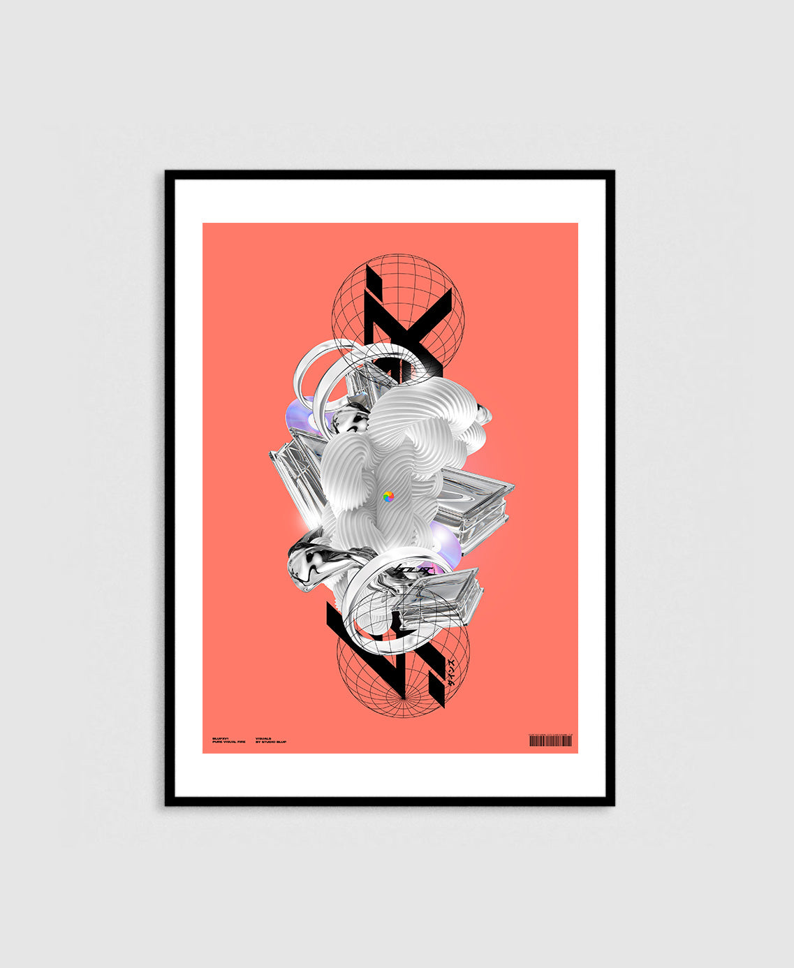 SHAPES.1 - PRINT - blupstore