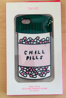 Silicone Chill Pill Phone Case (iPhone 7)