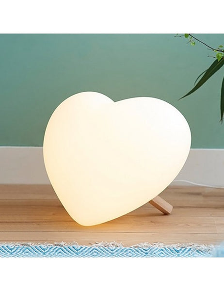Heart Shaped Dimmable LED Light