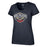 New Orleans Pelicans 47 Brand Women's Halo Club Scoop T-Shirt - Navy