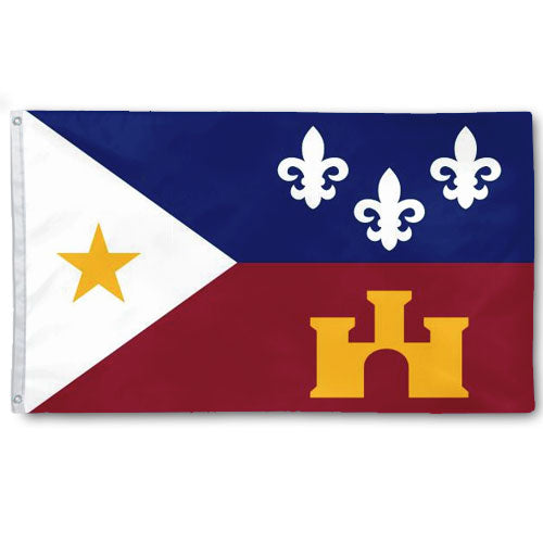 Louisiana Homegrown Acadiana 3' x 5' Flag